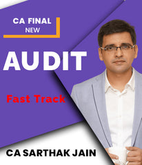 CA Final Audit Faster By Sarthak Jain (New) - Zeroinfy