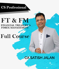 CS Professional (Old) Financial Treasury And Forex Management (FT & FM) Full Videos Satish Jalan - Zeroinfy