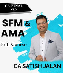 CA Final (Old) SFM & AMA Combo Full Videos Satish Jalan - Zeroinfy