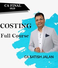 CA Final Advanced Management Accounting Full Course Satish Jalan (Old)