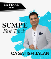 CA Final New SCMPE Fast Track Video Lectures (20 B) By CA Satish Jalan - Zeroinfy