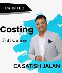 CA Inter Cost And Management Accounting Full Course By Satish Jalan - Zeroinfy