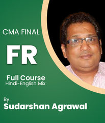 CMA Final Financial Reporting Full Course By CA Sudarshan Agrawal - Zeroinfy