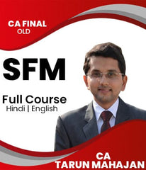 CA Final (Old) SFM Full Course Video Lectures By Tarun Mahajan - Zeroinfy