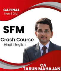 CA Final (Old/New) Strategic Financial Management (SFM) Crash Course Video Lectures By Tarun Mahajan - Zeroinfy