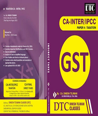 CA Inter GST Only By Dinesh Tejwani - Zeroinfy