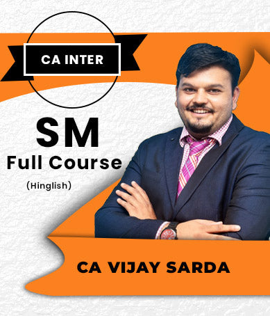 CA Inter Strategic Management (SM) Full Course By Vijay Sarda - Zeroinfy