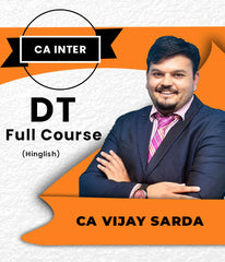CA Inter Direct Tax Full Course By CA Vijay Sarda - Zeroinfy