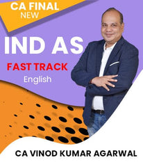 CA Final (New) IND AS Fast Track Videos By Vinod Kr. Agarwal - Zeroinfy