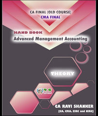 CA Final Old Syllabus and CMA Handbook Costing and O.R. Theory By CA Ravi Shanker - Zeroinfy