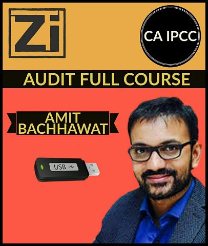 CA IPCC Audit Full Course By Amit Bachhawat - Zeroinfy