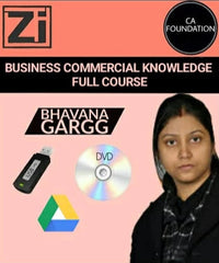 CA Foundation Business Commercial Knowledge Bhavana Gargg - Zeroinfy