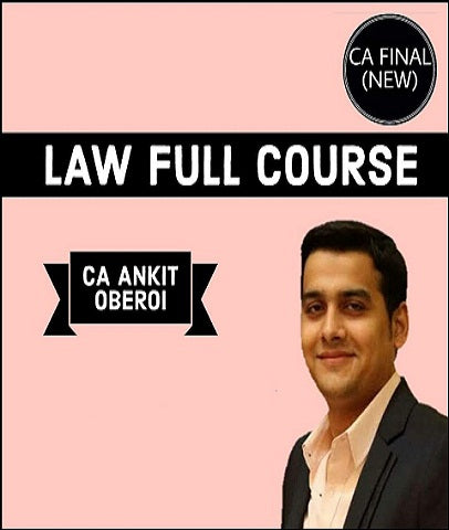 CA Final Law Full Course By Ankit Oberoi (New) by zeroinfy