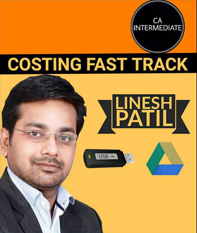 CA Inter Costing Fast Track by Linesh Patil - Zeroinfy