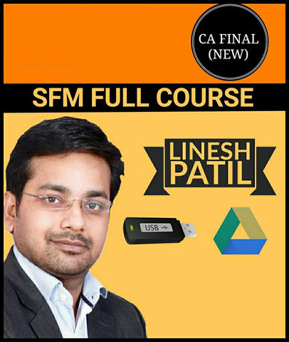 CA Final SFM Full Course by Linesh Patil (New) - Zeroinfy