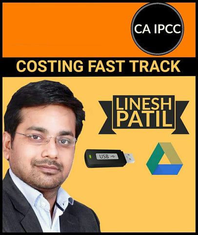 CA IPCC Costing Fast Track by Linesh Patil - Zeroinfy