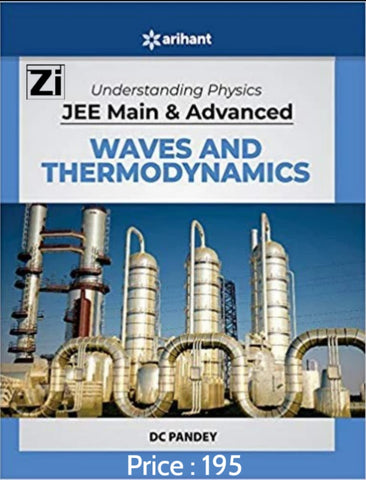Understanding Physics (Waves and Thermodynamics) By D.C Pandey - Zeroinfy