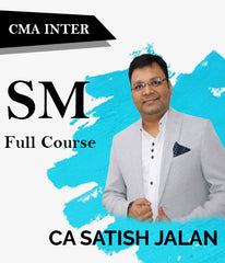 CMA Intermediate Strategic Management (SM) Full Course Videos By Satish Jalan - Zeroinfy