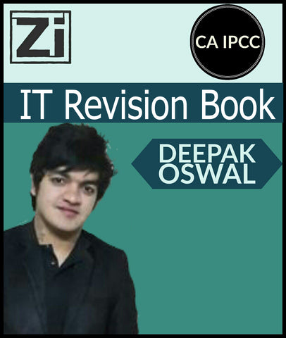 CA IPCC IT Revision Book By Er Deepak Oswal - Zeroinfy