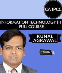 CA IPCC Information Technology (IT) Full Course Videos By Kunal Agrawal - Zeroinfy