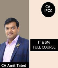 CA IPCC Information Technology and Strategic Management Full Course  By CA Amit Tated - Zeroinfy