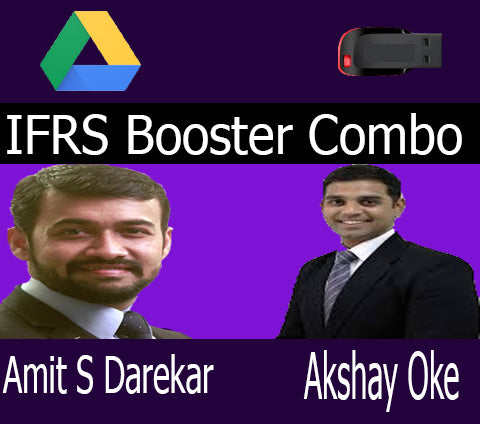 IFRS Booster By CA Amit S Darekar and CA Akshay Oke by zeroinfy