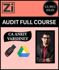 CA IPCC Audit Full Course Video by Ankit Varshney (Old) - Zeroinfy