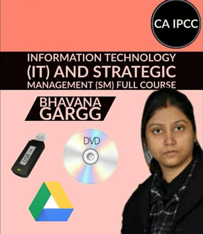 CA IPCC ITSM Full Course Video Lectures By Bhavana Gargg - Zeroinfy