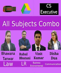 CS Executive Entrance Test all subject combo Full Course Video Lecture By Concept Classes - Zeroinfy