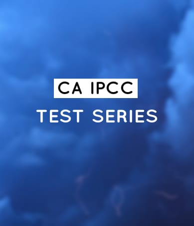 CA IPCC Test Series by Zeroinfy - Zeroinfy