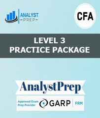 CFA Level 3 Practice Package by AnalystPrep