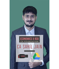 CA Foundation Economics and BCK Full Course By CA Sahil Jain - Zeroinfy