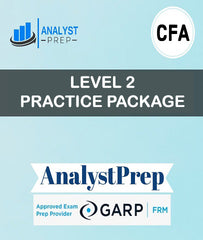 CFA Level 2 Practice Package by AnalystPrep - Zeroinfy