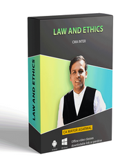 CMA Inter Law and Ethics Full Course By CA Mayur Agarwal - Zeroinfy
