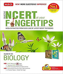 Objective NCERT at your FINGERTIPS for NEET-AIIMS Biology  by MTG Editorial Board - Zeroinfy