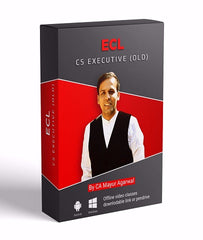CS Executive Economic and Commercial Law Full Course By CA Mayur Agarwal (Old) - Zeroinfy