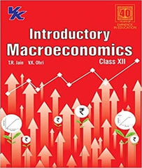 Introductory Macroeconomics, Indian Economic Development Combo Class 12 CBSE By T R Jain And VK Ohri - Zeroinfy