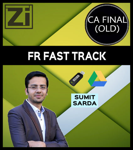 CA Final FR Fast Track By Sumit Sarda (Old) - Zeroinfy