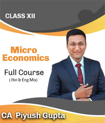 Class XII Macro Economics Full Course Video Lectures By CA Piyush Gupta - Zeroinfy