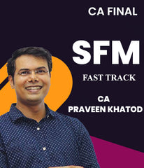 CA Final Strategic Financial Management Crash Course Videos By Praveen Khatod (New) - Zeroinfy