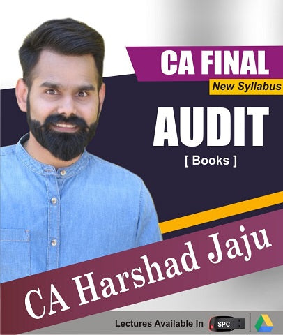 CA Final Audit MCQ Book By CA Harshad Jaju - Zeroinfy