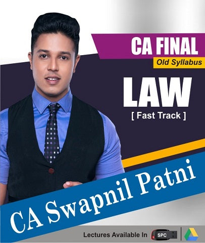 CA Final Corporate and Allied Laws Fast Track Video Lectures By CA Swapnil Patni (Old) - Zeroinfy
