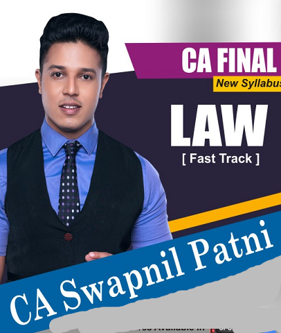 CA Final Corporate and Eco Law Fast Track Video Lectures By CA Swapnil Patni (New) - Zeroinfy