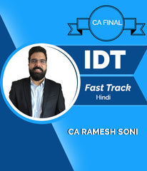 CA Final Old/New Indirect Tax Fast Track Video Lectures In Hindi By CA Ramesh Soni - Zeroinfy