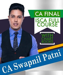 CA Final ISCA Full Course Video Lectures with Books By CA Swapnil Patni (Old) - Zeroinfy