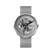 Load image into Gallery viewer, CIGA Hollowed-out Design Mechanical Stainless Steel Luxury Watch