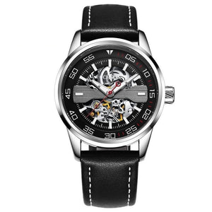 "Luxury Sport Design ""Rogue"" Skeleton Men's Watch"