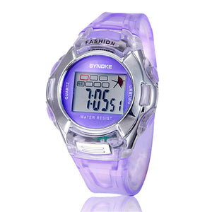 Kid's Digital Outdoor Sports LED Watch