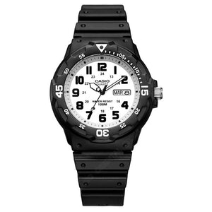 Casio Water Resistant 100M Date Luxury Men's Watch