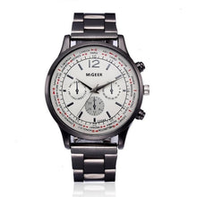 Load image into Gallery viewer, MiGEER Luxury Stainless Steel Chronograph Men's Watch